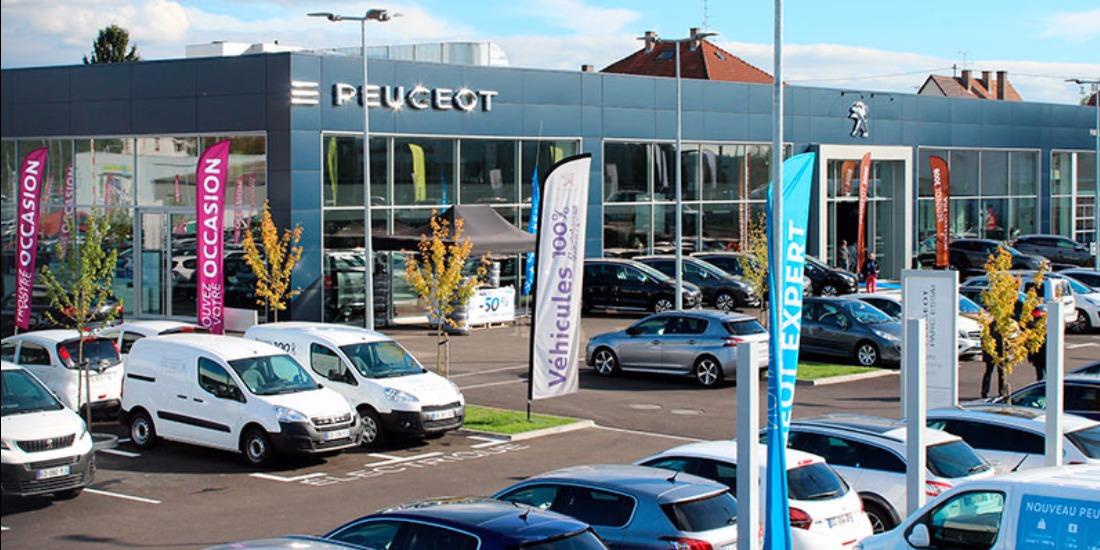 Réalisation Peugeot Strasbourg - Grand Est Automobiles