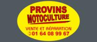 Logo PROVINS MOTOCULTURE