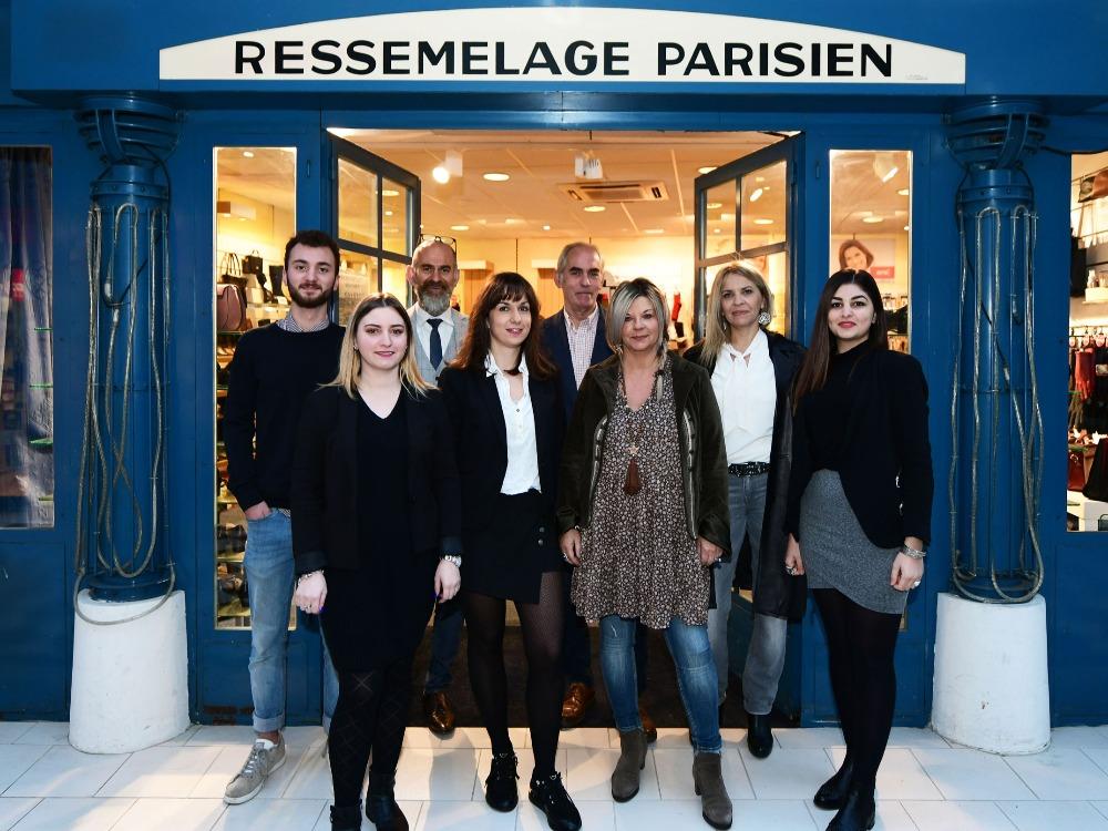 Réalisation RESSEMELAGE PARISIEN