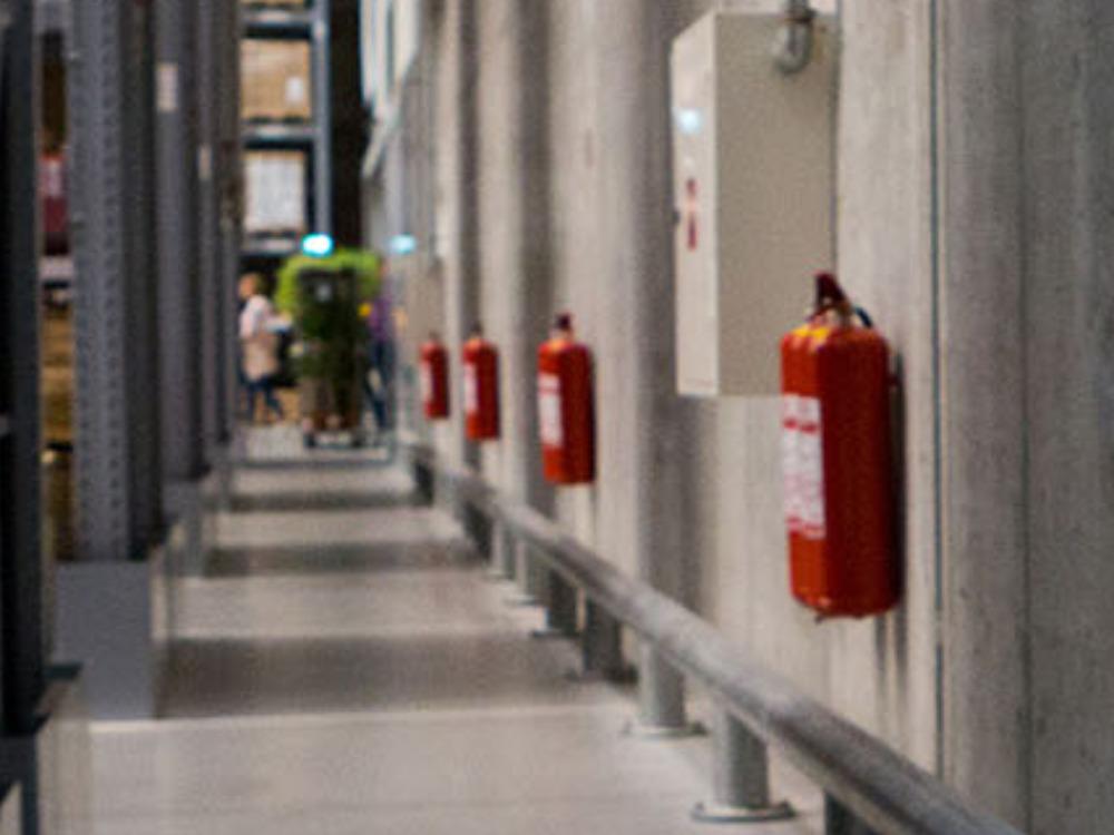 Réalisation Sécurité incendie SIA - Sud-Est