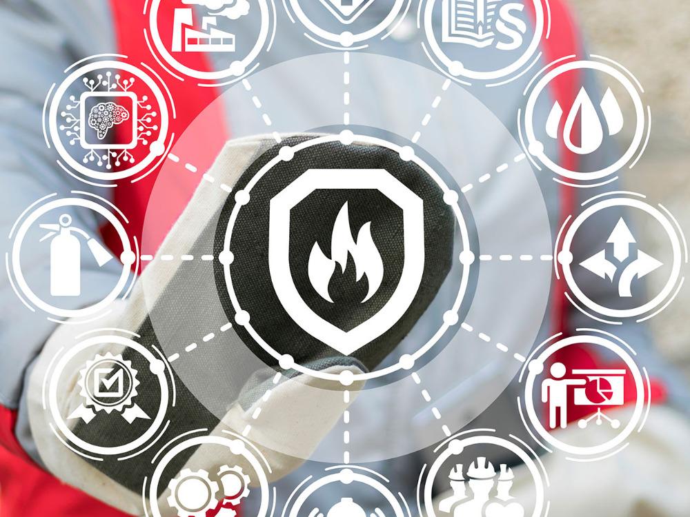 Réalisation Sécurité incendie SIA - Grand Est
