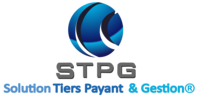 Logo STPG - SOLUTION TIERS PAYANT ET GESTION