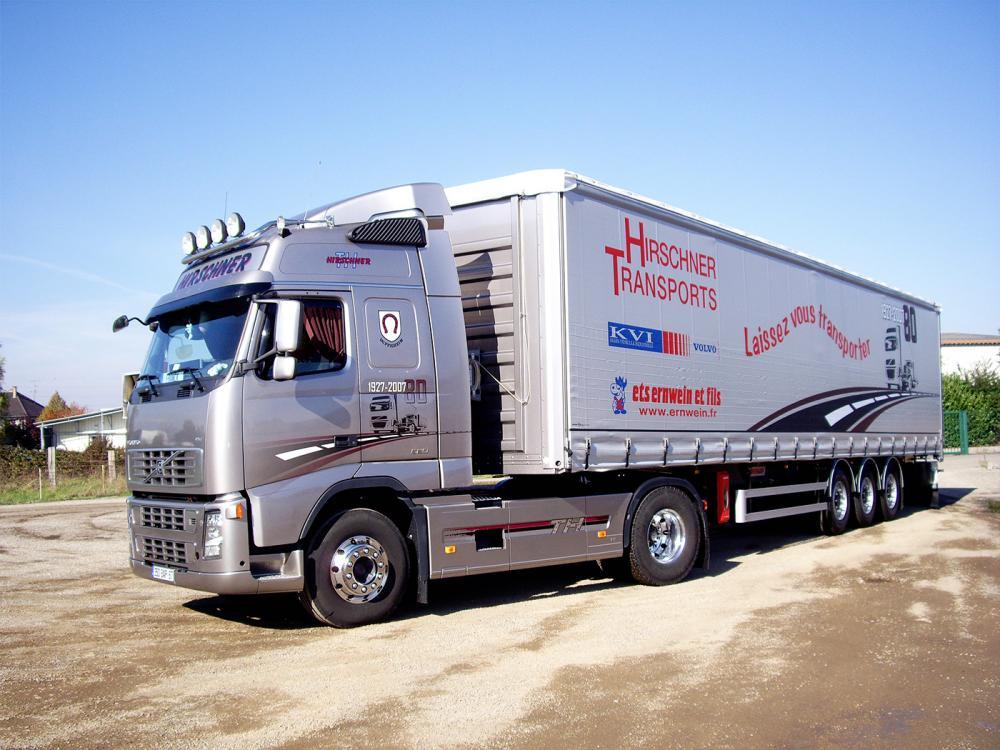 Transport hirschner transporteur duppigheim for Interieur kenworth t2000