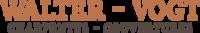 Logo ENTREPRISE DE CHARPENTES WALTER VOGT